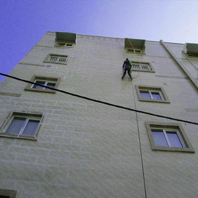 آببندی نما ساختمان