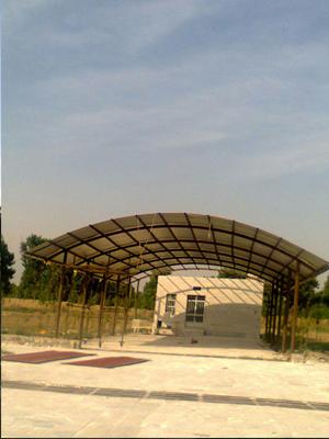سقف شیروانی