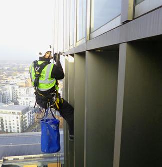 خدمات کار در ارتفاع